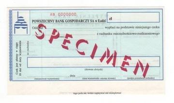 чек печатается Всемирный Банк Экономический ОНИ PBG1 доставка товаров из Польши и Allegro на русском