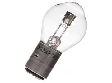 Лампа PHILIPS S2 BA20d 12V 35/35W доставка товаров из Польши и Allegro на русском