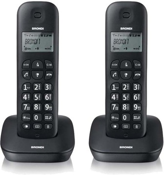 Беспроводной телефон Brondi Гала Twin DUO PL доставка товаров из Польши и Allegro на русском