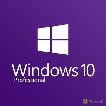 Microsoft Windows 10 Professional PL 32/64 НОВЫЙ доставка товаров из Польши и Allegro на русском