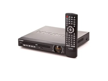 DVD-плеер Hyundai DV2X227DU USB MP3 Черный доставка товаров из Польши и Allegro на русском