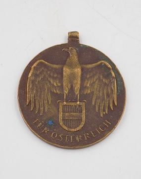 медаль 1914-18 Fur Osterreich Австрия доставка товаров из Польши и Allegro на русском
