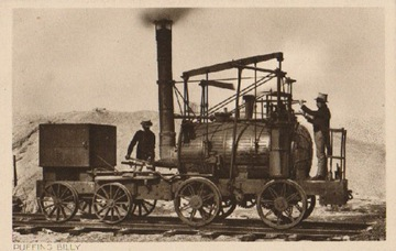 PUFFING BILLY. DEUTSCHE MUSEUM, МЮНХЕН, 192-? доставка товаров из Польши и Allegro на русском