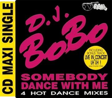 DJ.BOBO - SOMEBODY DANCE WITH ME доставка товаров из Польши и Allegro на русском
