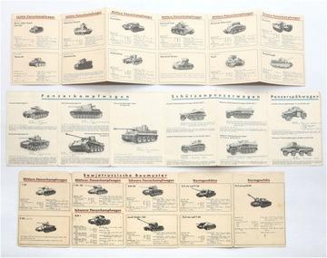 Германия, III Рейх. Оружие танковой инструкции 3 шт доставка товаров из Польши и Allegro на русском