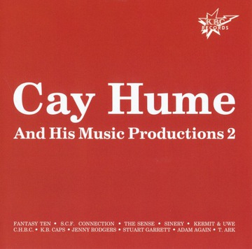 Cay Hume And His Music Productions 2 2017 CD ИТАЛО доставка товаров из Польши и Allegro на русском