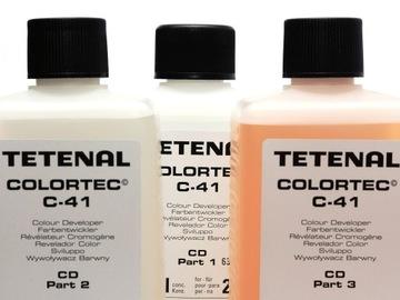 Tetenal C41 Colortec Kit химии для фильмов C-41 1 л доставка товаров из Польши и Allegro на русском