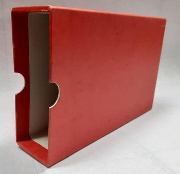 Красный чехол / чехол защитный 245 x 150 x 60 мм доставка товаров из Польши и Allegro на русском