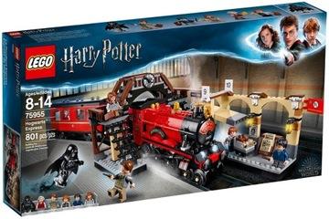 LEGO ГАРРИ ПОТТЕР Поезд 75955 Экспресс в Хогвартс доставка товаров из Польши и Allegro на русском