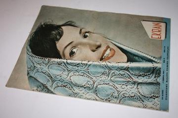 ПОЧЕРК ЭКРАН 23/1960 FIALOVA НОВАЯ ВОЛНА CHABROL доставка товаров из Польши и Allegro на русском