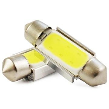 Żarówka C5W LED COB canbus C10W C3W CAN BUS 36 mm