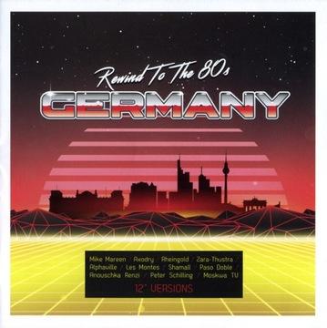 Rewind To The 80s - 2016 Germany ХРАНЕНИЯ CD Alphaville доставка товаров из Польши и Allegro на русском