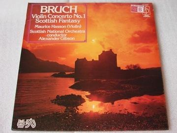 Брух - Violin Concerto No.1 Gibson LP UK EX доставка товаров из Польши и Allegro на русском