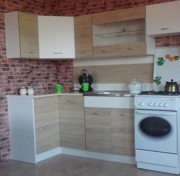 Кухонная мебель НОВАЯ тип MINI MIX доставка товаров из Польши и Allegro на русском
