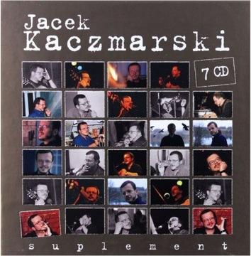 7x CD: ЯЦЕК КАЧМАРСКИЙ - Пищевая - ПЛЕНКА доставка товаров из Польши и Allegro на русском