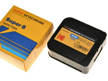 Kodak Ektachrome 100D фильм цвет на камеру Super 8 доставка товаров из Польши и Allegro на русском
