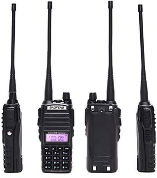 Baofeng УФ-82 Duobander PMR Радиостанция PMR доставка товаров из Польши и Allegro на русском