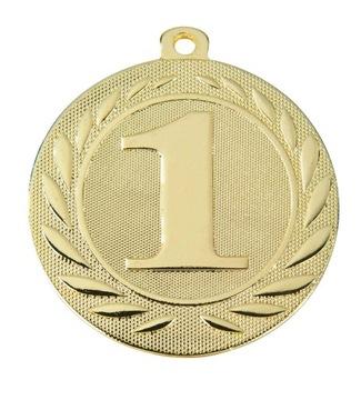Медаль, цвет-золотой,-III МЕСТО 50 мм +лента|НОВЫЕ доставка товаров из Польши и Allegro на русском