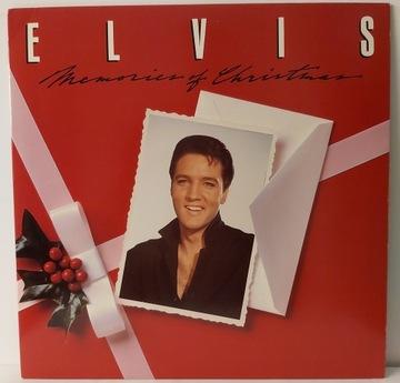 Elvis Presley - Memories Of Christmas 12'' USA доставка товаров из Польши и Allegro на русском