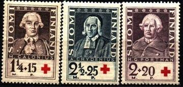 Финляндия. Мне 188-90 ** - Красный Крест доставка товаров из Польши и Allegro на русском