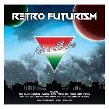 Retro Futurism - Italo Is Still Alive доставка товаров из Польши и Allegro на русском