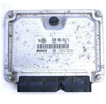 Драйвер AGR 1.9 TDI 038906012K + ЧИП ИММО ОФФ! доставка товаров из Польши и Allegro на русском