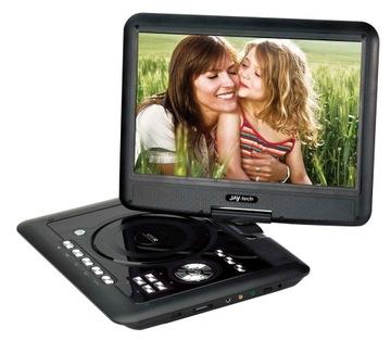 ПОРТАТИВНЫЙ DVD 13 ДЮЙМОВ, USB, SD / MMC, AV IN, AV OUT доставка товаров из Польши и Allegro на русском