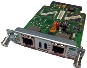 (Модуль WIC-1 УТРА модем V. 90 для маршрутизаторов Cisco) доставка товаров из Польши и Allegro на русском