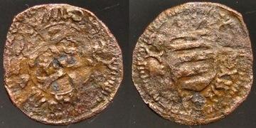 (5858. ВЕНГРИЯ, ?ВЛАДИСЛАВ POGROBOWIEC (1440-57)?) доставка товаров из Польши и Allegro на русском