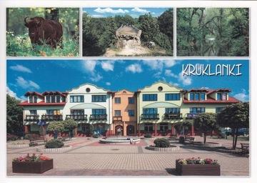 KRUKLANKI - CENTRUM - ZWALONY MOST - ŻUBR - SAPINA доставка товаров из Польши и Allegro на русском