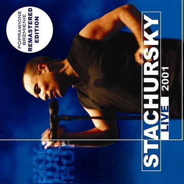 Jacek STACHURSKY LIVE 2001 REMASTERED LIMITED 1 CD доставка товаров из Польши и Allegro на русском