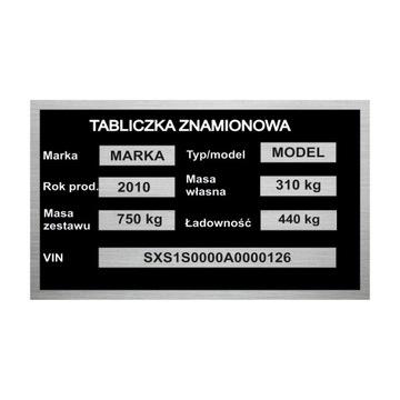 Табличка приемная с заполнением доставка товаров из Польши и Allegro на русском