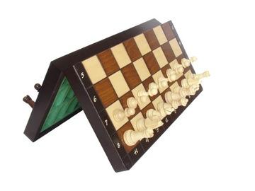 шахматы деревянные МАГНИТНЫЕ турнирные доставка товаров из Польши и Allegro на русском