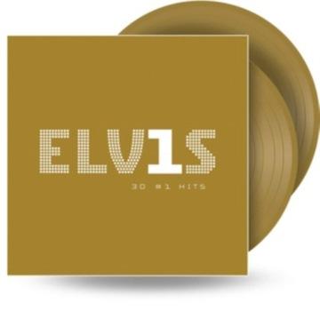 ELVIS PRESLEY 30 #1 Hits 2LP ПОКРАШЕННЫЕ ВИНИЛ доставка товаров из Польши и Allegro на русском