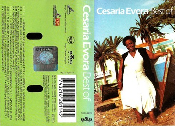 CESARIA EVORA - BEST OF [КАРТРИДЖ] доставка товаров из Польши и Allegro на русском