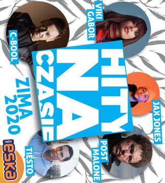 Хиты Время ЗИМА 2020 2 CD-новый год PARTY HITS доставка товаров из Польши и Allegro на русском