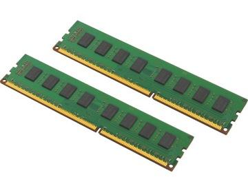 НОВАЯ ОПЕРАТИВНАЯ ПАМЯТЬ 4GB (2X2GB) DDR3 1600MHZ PC-12800 доставка товаров из Польши и Allegro на русском