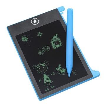 Графический планшет ZNIKOPIS для детей рисования 4,4 доставка товаров из Польши и Allegro на русском
