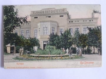 Dziwnów Dievenow dom uzdrowiskowy 1905 доставка товаров из Польши и Allegro на русском