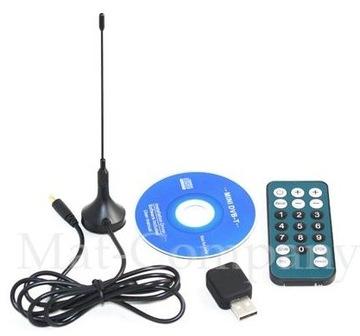 ТВ-ТЮНЕР USB DVB-T КАРТЫ ТВ WIN XP,7,8,10 доставка товаров из Польши и Allegro на русском