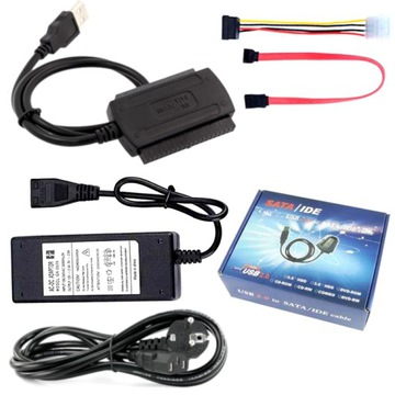 Адаптер USB-IDE 3,5