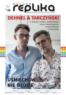 Реплика № 80 журнал ЛГБТ июл/авг. 2019 версия PDF доставка товаров из Польши и Allegro на русском