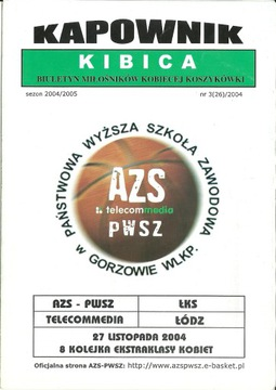 AZS-PWSZ TELECOMMEDIA, 27.11 - 4, 2004, Города, 27 ноября, 2004, 2004 I RALLY OF WARSAW OLKUSKI 1974 - ПРАВИЛА OLKUSZ  доставка товаров из Польши и Allegro на русском