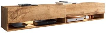 Стильный комод шкаф столик RTV 180 см для гостиной доставка товаров из Польши и Allegro на русском