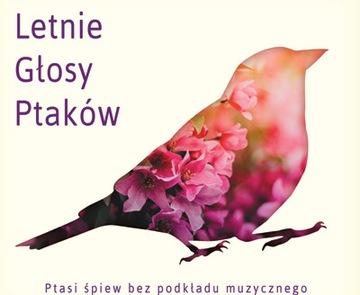 LETNIE GŁOSY PTAKÓW digipack nowa edycja доставка товаров из Польши и Allegro на русском