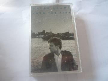 bryan adams - into the fire [ kaseta mag.] доставка товаров из Польши и Allegro на русском