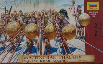 Звезда 8019 Macedonian Фаланга IV-I B. C. 1:72 доставка товаров из Польши и Allegro на русском