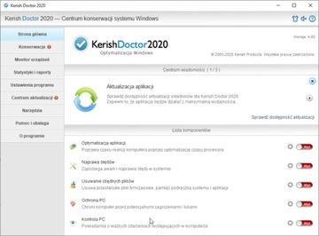 Kerish Doctor - licencja na 2 lata, 3 PC доставка товаров из Польши и Allegro на русском