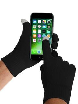 Перчатки зимние женские сенсорные для телефона доставка товаров из Польши и Allegro на русском