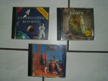 Encyklopedia pascal Ameryka Kosmos Egipt 1999 cd доставка товаров из Польши и Allegro на русском
